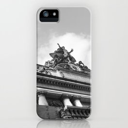 Grand Central NY iPhone Case