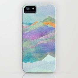 Everything Beautiful- Mountain iPhone Case
