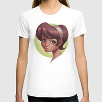 dot T-shirts featuring Dot by Shelly Soneja