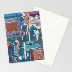 News Stationery Cards