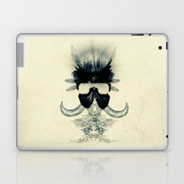 A black angel from Aksoum Laptop & iPad Skin