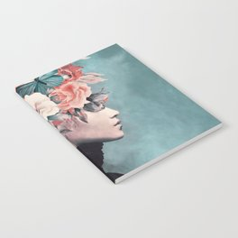 blooming 3 Notebook