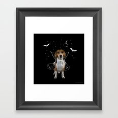 Juno from Transylvania Framed Art Print