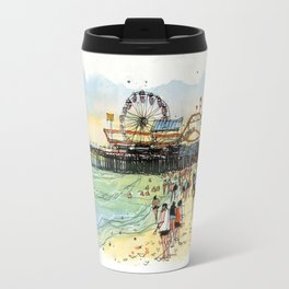 Santa Monica Seaside Travel Mug