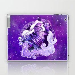 Amethyst Aquarius Laptop & iPad Skin