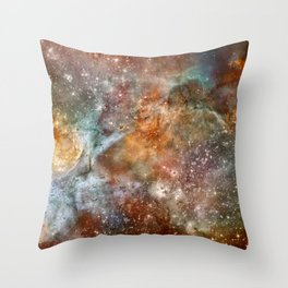 Acrylic Multiverse Throw Pillow