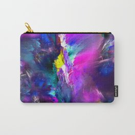 Electric Marble Carry-All Pouch