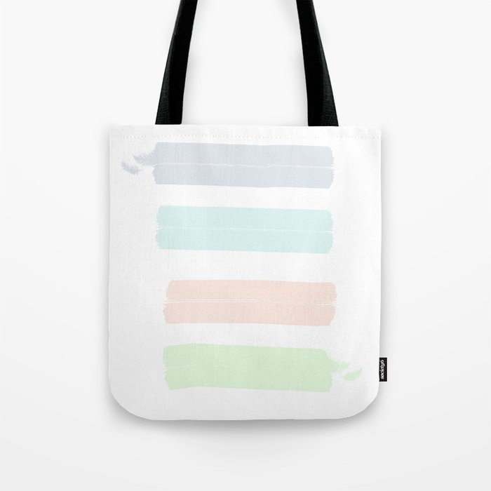 Pastel Aesthetic Tote Bag