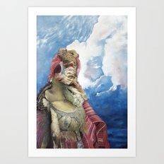 Con'fusion' Art Print