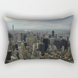 CityScape: NYC Rectangular Pillow
