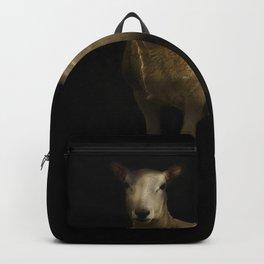 Ewe Portrait Backpack