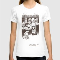 casablanca T-shirts featuring Rubacava by Hoborobo