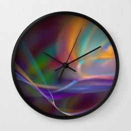 abstract lighteffects -14- Wall Clock