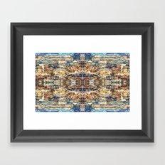 UNTITLED ⁜ ALIGNED #1537 Framed Art Print