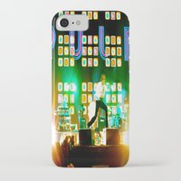 coachella iPhone & iPod Cases featuring PULP in Coachella by The Electric Blue / Yen-Hsiang Liang (Gr