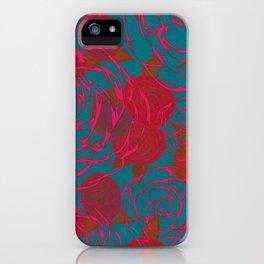 Fleur lala iPhone Case