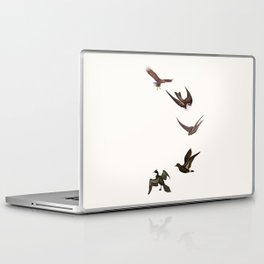 Holding Pattern Laptop & iPad Skin