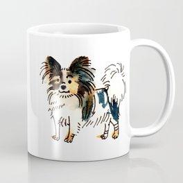 Jasper - Dog Watercolour Coffee Mug