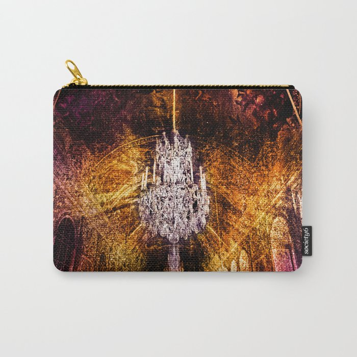 Hall Of Mirrors Carry-All Pouch