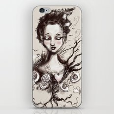 Scatter Heart iPhone & iPod Skin