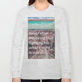preach Long Sleeve T-shirt