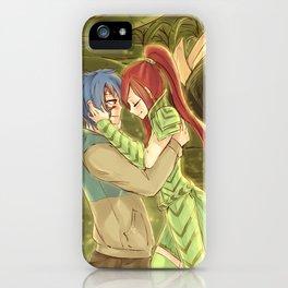 Epic Jerza iPhone Case