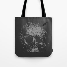 Sign of Death Tote Bag