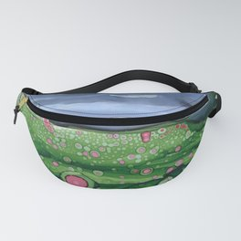 Field of Poppies Fanny Pack