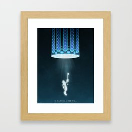 DESTATI Framed Art Print