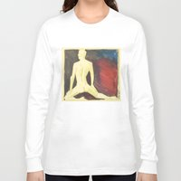 robert farkas Long Sleeve T-shirts featuring Robert by Azure Cricket