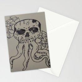 Skull-opus Stationery Cards
