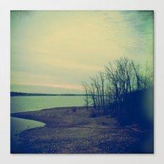 Water Color Memories Canvas Print