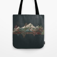 This mountain Tote Bag