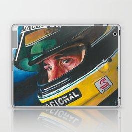 Ayrton Senna Laptop & iPad Skin