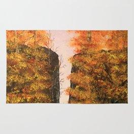 Autumn Mist Rug