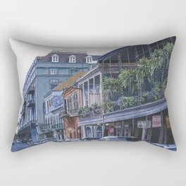 New Orleans Rectangular Pillow