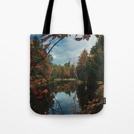 New York Fall Tote Bag