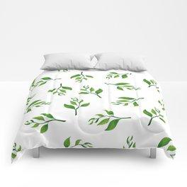 Tea Leaves Comforters