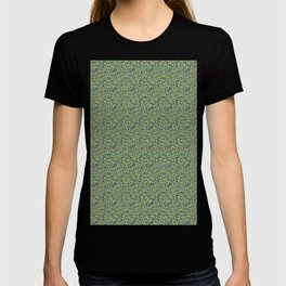 Cenotes - Cerulean - Beautiful Bones T-shirt