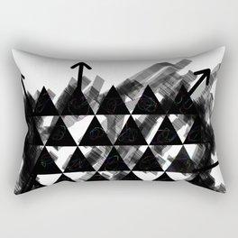 Buz du soir Rectangular Pillow