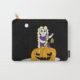 Halloween Pumkin Carry-All Pouch