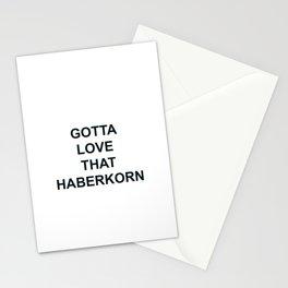 Gotta Love that Haberkorn Stationery Cards