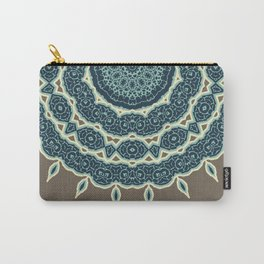 Mandala Earth 1 Carry-All Pouch