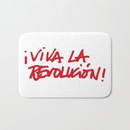 ¡Viva la Revolucion! Bath Mat