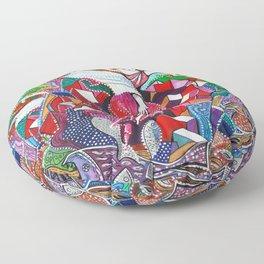 Fisher Floor Pillow