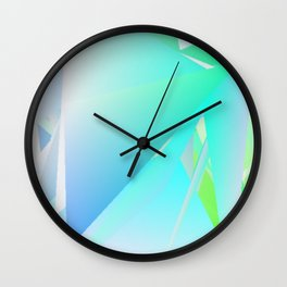 Tropical Breeze 1 Wall Clock