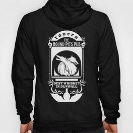 Hound Pits Pub T-Shirt Hoody