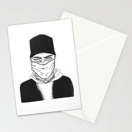 adapt or perish! Stationery Cards