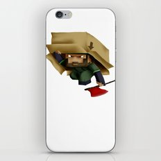 Solid Stobo Avatar iPhone & iPod Skin
