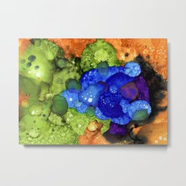 Abstract 32 Metal Print